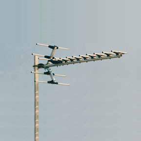 UHF 15 Element YAGI Digital Antenna
